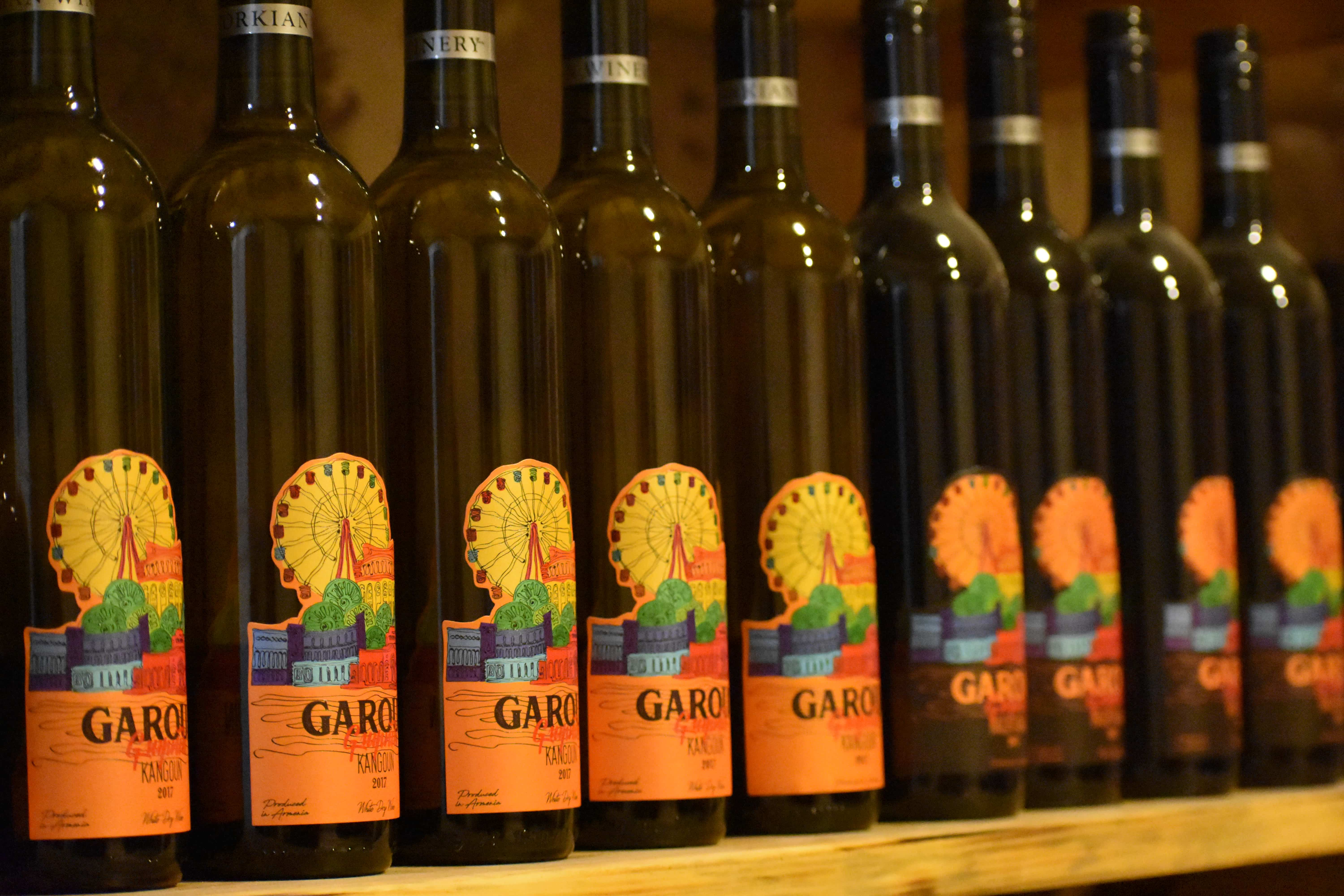 Garoun: How Gevorkian Winery Came Up with a Name for Their New Wine